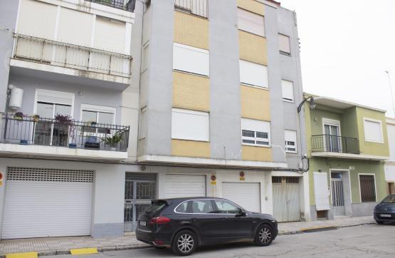 Piso en venta en Guadassuar, Guadassuar, Valencia, Calle Algemesi, 35.000 €, 4 habitaciones, 1 baño, 70 m2