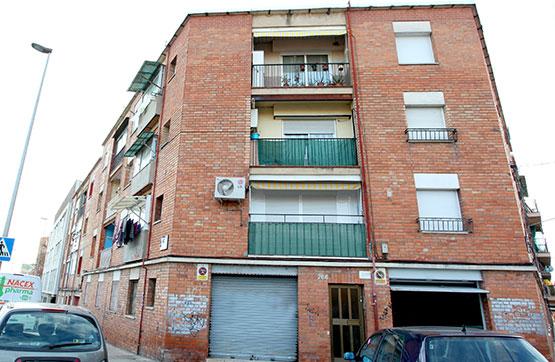 Piso en venta en Ègara, Terrassa, Barcelona, Paseo Veintidos de Julio, 69.600 €, 2 habitaciones, 1 baño, 65 m2