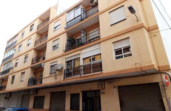Piso en venta en Sedaví, Valencia, Calle Isaac Peral, 46.000 €, 2 habitaciones, 1 baño, 69 m2