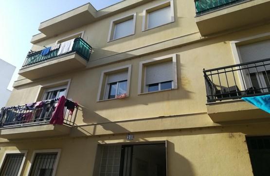 Piso en venta en Isla Cristina, Huelva, Calle Carreras, 49.700 €, 2 habitaciones, 1 baño, 61 m2