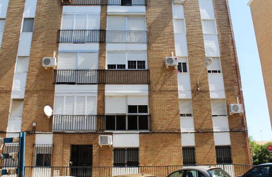 Piso en venta en Huelva, Huelva, Calle Montevideo, 52.900 €, 3 habitaciones, 1 baño, 79 m2