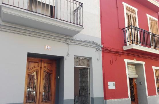 Piso en venta en Cogullada, Carcaixent, Valencia, Calle Padre Eugenio, 34.500 €, 3 habitaciones, 1 baño, 86 m2