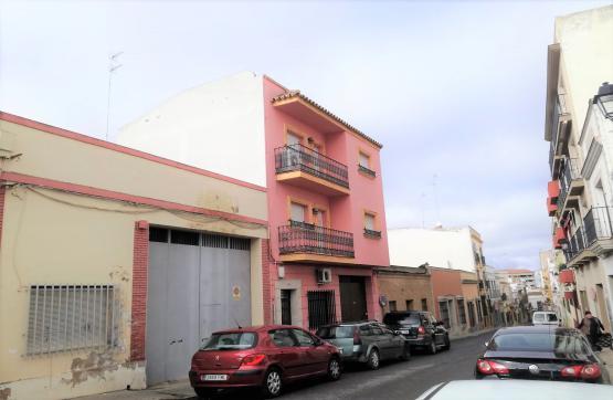 Piso en venta en Almendralejo, Badajoz, Calle Bailen, 75.000 €, 4 habitaciones, 2 baños, 190 m2