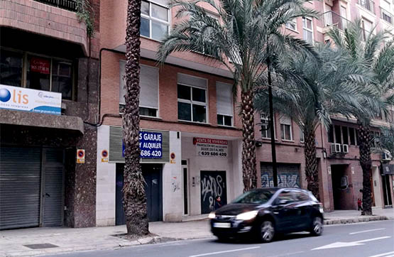 Local en venta en Alicante/alacant, Alicante, Avenida Benito Perez Galdos, 229.500 €, 130 m2
