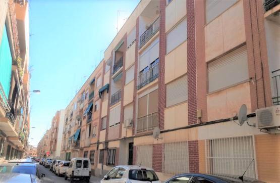 Piso en venta en Diputación de San Antonio Abad, Cartagena, Murcia, Calle Zafiro, 55.000 €, 4 habitaciones, 1 baño, 106 m2