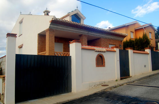 Casa en venta en La Zubia, Granada, Calle Cerrillo Redondo, 242.600 €, 6 habitaciones, 4 baños, 325 m2