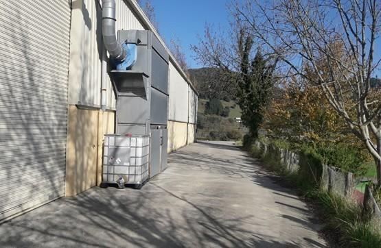 Industrial en venta en Getaria, Zumaia, Guipúzcoa, Barrio Oikia Auzoa, 338.100 €, 1836 m2