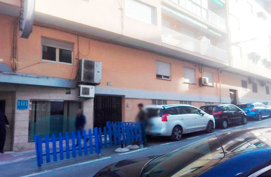 Piso en venta en El Campello, Alicante, Calle San Francisco, 106.800 €, 3 habitaciones, 1 baño, 100 m2