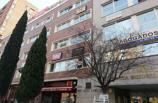 Local en venta en El Carrascal, Leganés, Madrid, Avenida Rey Juan Carlos I, 74.400 €, 39 m2
