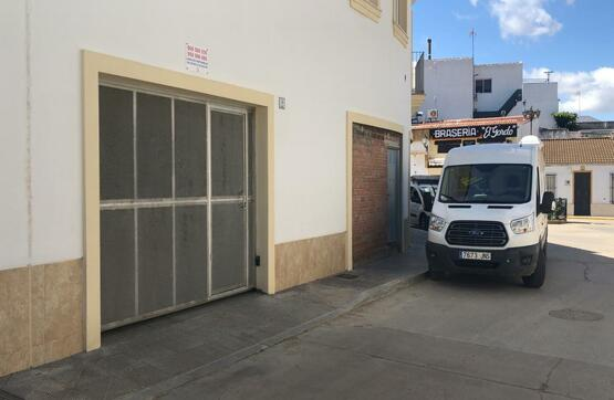 Parking en venta en Trigueros, Trigueros, Huelva, Calle Labradores, 8.000 €, 44 m2