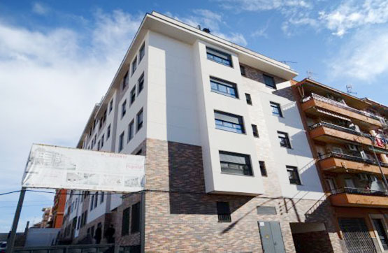 Piso en venta en Linares, Jaén, Calle Julio Burell, 100.000 €, 2 habitaciones, 1 baño, 84 m2