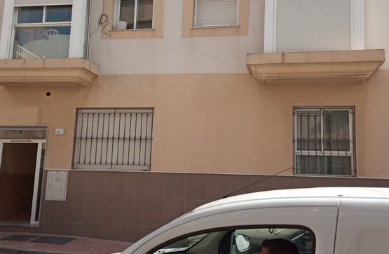 Piso en venta en Venta de Gutiérrez, Vícar, Almería, Calle Luis Cernuda, 39.100 €, 2 habitaciones, 1 baño, 66 m2