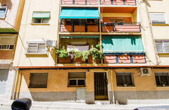 Piso en venta en Alicante/alacant, Alicante, Pasaje Eduardo Torroja, 29.900 €, 2 habitaciones, 1 baño, 36 m2