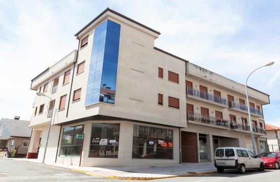 Piso en venta en Lalín, Pontevedra, Avenida Vila de Cruces, 70.000 €, 1 habitación, 1 baño, 79 m2
