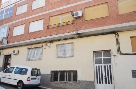 Piso en venta en Archena, Murcia, Calle Miguel de Cervantes, 51.800 €, 3 habitaciones, 1 baño, 101 m2