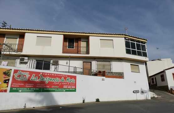 Casa en venta en Huétor Vega, Granada, Calle Granada, 106.800 €, 3 habitaciones, 1 baño, 177 m2
