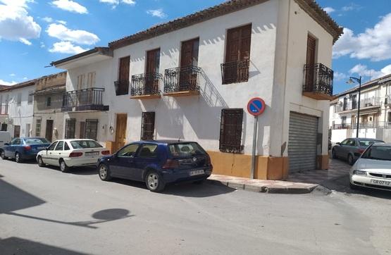 Casa en venta en Pinos Puente, Granada, Calle Nueva, 36.670 €, 2 habitaciones, 1 baño, 161 m2