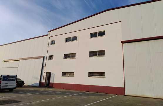 Industrial en venta en Freixeiro, Narón, A Coruña, Avenida Ferreiros, 401.000 €, 1764 m2
