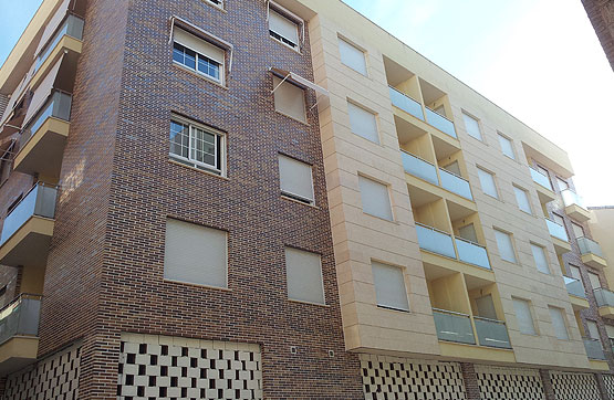 Piso en venta en Molina de Segura, Murcia, Calle Calle Murillo, 76.820 €, 1 habitación, 1 baño, 57 m2