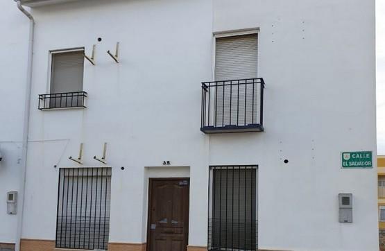 Casa en venta en La Carlota, Córdoba, Calle Salvador, 98.370 €, 3 habitaciones, 2 baños, 110 m2