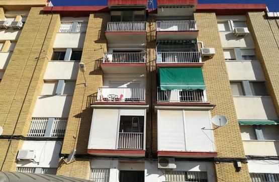 Piso en venta en Huelva, Huelva, Calle Costa Rica, 57.500 €, 3 habitaciones, 1 baño, 68 m2