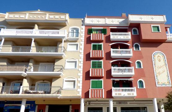 Piso en venta en Los Depósitos, Roquetas de Mar, Almería, Avenida Reino de España, 114.700 €, 2 habitaciones, 2 baños, 55 m2