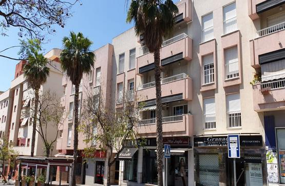 Piso en venta en Motril, Granada, Avenida Enrique Martin Cuevas, 71.500 €, 1 habitación, 1 baño, 91 m2