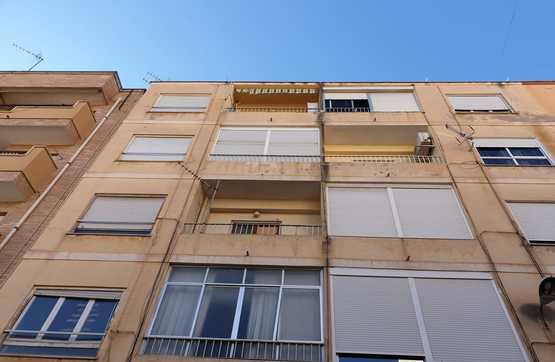 Piso en venta en Elda, Alicante, Camino Agustín Cavero, 25.000 €, 1 baño, 87 m2