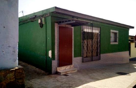 Casa en venta en San Fernando, Badajoz, Badajoz, Avenida del Sol, 33.600 €, 3 habitaciones, 1 baño, 53 m2