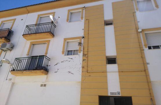 Piso en venta en Cartaya, Huelva, Calle Valdeflores del Carril, 50.000 €, 2 habitaciones, 1 baño, 64 m2