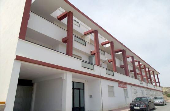 Piso en venta en Albox, Almería, Calle Monterroel, 45.300 €, 3 habitaciones, 2 baños, 101 m2