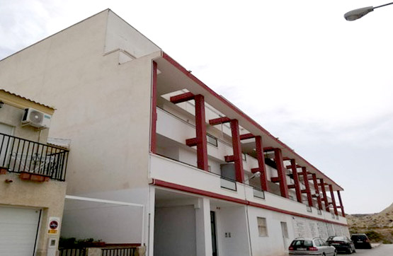Piso en venta en Albox, Almería, Calle Monterroel, 46.300 €, 3 habitaciones, 2 baños, 87 m2