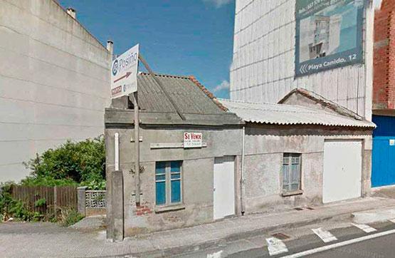 Suelo en venta en Malpica de Bergantiños, A Coruña, Calle A Camuza, 51.800 €, 81 m2