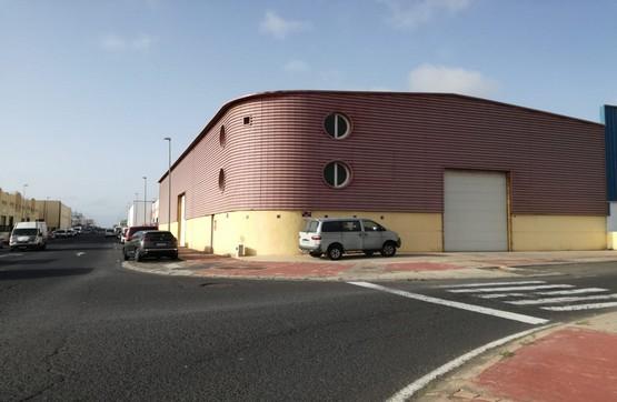 Industrial en venta en El Matorral, Puerto del Rosario, Las Palmas, Calle El Trillo, 456.600 €, 990 m2