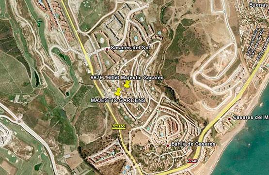 Suelo en venta en Casares Costa, Casares, Málaga, Urbanización Majestic, 71.300 €, 981 m2