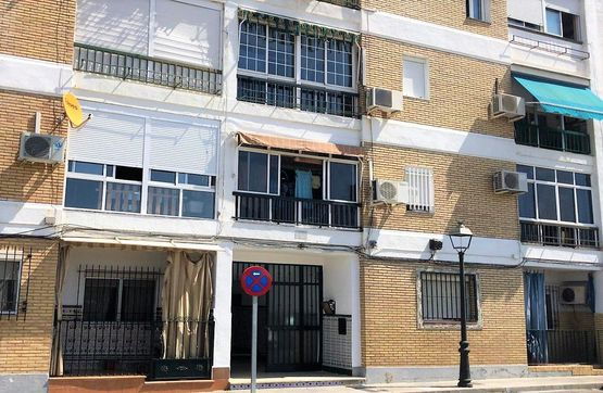 Piso en venta en El Faro, Castilleja de la Cuesta, Sevilla, Calle Santo Domingo de Guzman, 65.000 €, 3 habitaciones, 1 baño, 89 m2