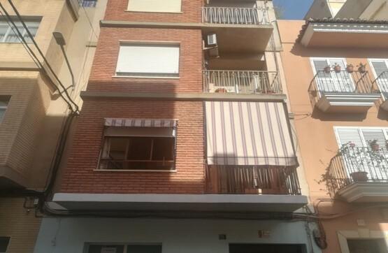 Piso en venta en Ausias March, Carlet, Valencia, Calle Lluis Vives, 30.000 €, 2 habitaciones, 1 baño, 76 m2