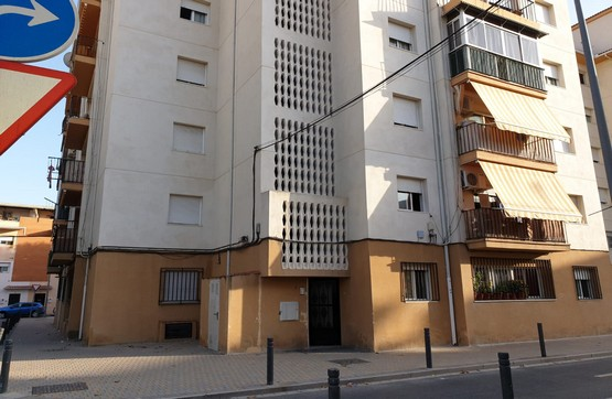 Piso en venta en Motril, Granada, Calle Alcazar de Toledo, 50.220 €, 3 habitaciones, 2 baños, 80 m2