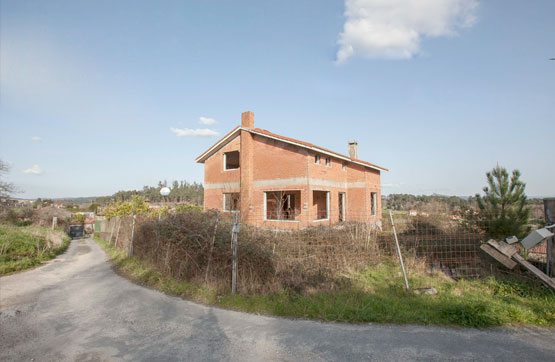Casa en venta en Cacheiras, Teo, A Coruña, Calle Centro Mouromorto, 95.500 €, 1 habitación, 1 baño, 279 m2