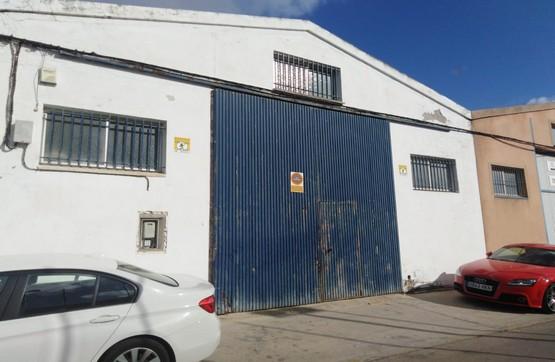 Industrial en venta en Chiclana de la Frontera, Cádiz, Calle Artesanos, 206.400 €, 508 m2