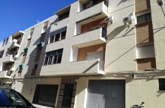 Piso en venta en San Andrés, Mérida, Badajoz, Avenida Almonaster la Real, 29.900 €, 3 habitaciones, 1 baño, 91 m2