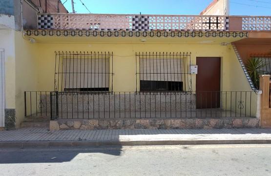 Casa en venta en Las Esperanzas, Pilar de la Horadada, Alicante, Calle los Luceros, 71.300 €, 3 habitaciones, 1 baño, 100 m2