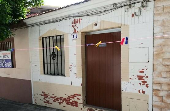 Casa en venta en Distrito Sur, Córdoba, Córdoba, Calle Motamid, 18.000 €, 2 habitaciones, 1 baño, 60 m2