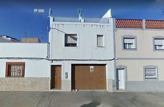 Casa en venta en San Roque, Badajoz, Badajoz, Calle Vistahermosa, 103.835 €, 3 habitaciones, 1 baño, 181 m2