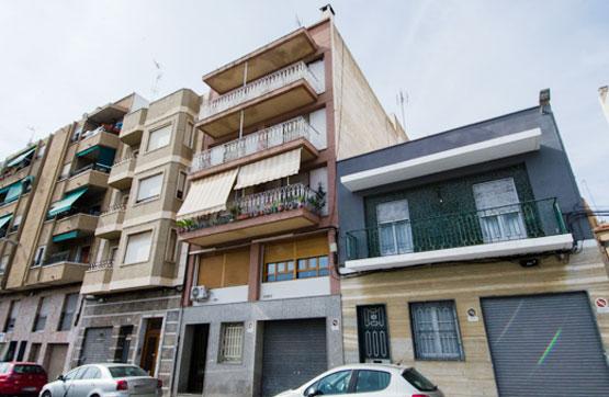 Piso en venta en Ciutat Jardí, Elche/elx, Alicante, Calle Palmerers, 77.000 €, 3 habitaciones, 2 baños, 131 m2