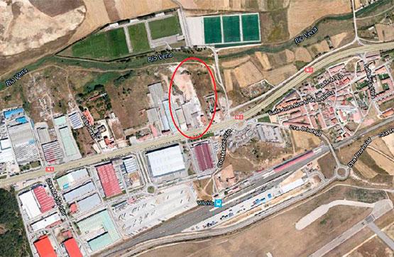 Suelo en venta en Burgos, Burgos, Calle Vitoria, 197.000 €, 609 m2