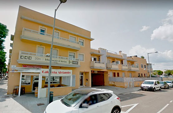 Parking en venta en Es Coll D`en Rabassa, Palma de Mallorca, Baleares, Camino Son Fangos, 13.050 €, 16 m2