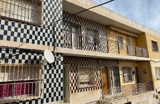 Piso en venta en Diputación de San Antonio Abad, Cartagena, Murcia, Avenida los Barberos Barrio del Peral, 53.000 €, 3 habitaciones, 1 baño, 84 m2