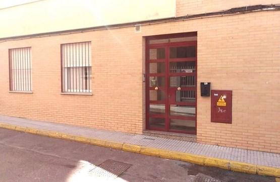 Piso en venta en Pardaleras, Badajoz, Badajoz, Calle Bailen, 96.000 €, 2 habitaciones, 1 baño, 87 m2