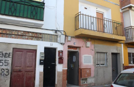 Piso en venta en Sevilla, Sevilla, Barrio la Plata, 53.900 €, 1 habitación, 1 baño, 71 m2